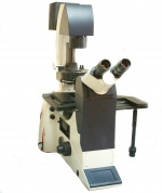Leica DMI3000B  inverted widefield fluorescence microscope